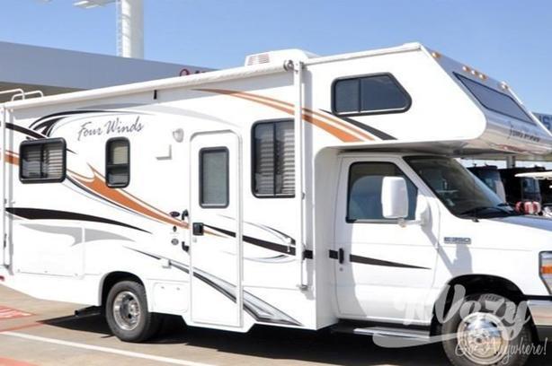 Majestic 23A (Rent  RVs, Motorhomes, Trailers & Camper vans)