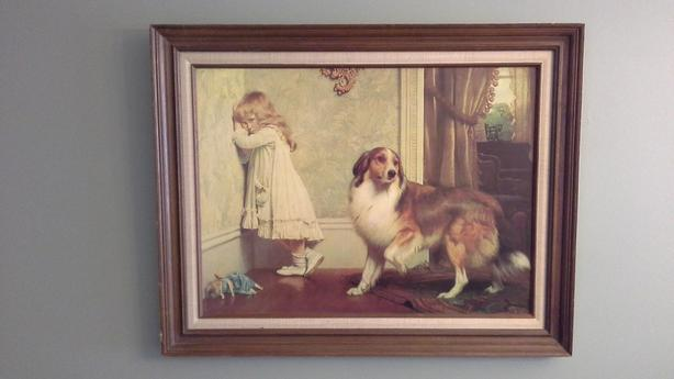 A Special Pleader by Charles Burton Barber ( signed 1893 )