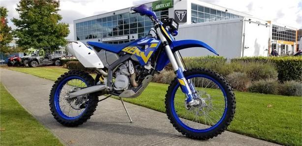 2011 Husaberg FX 450
