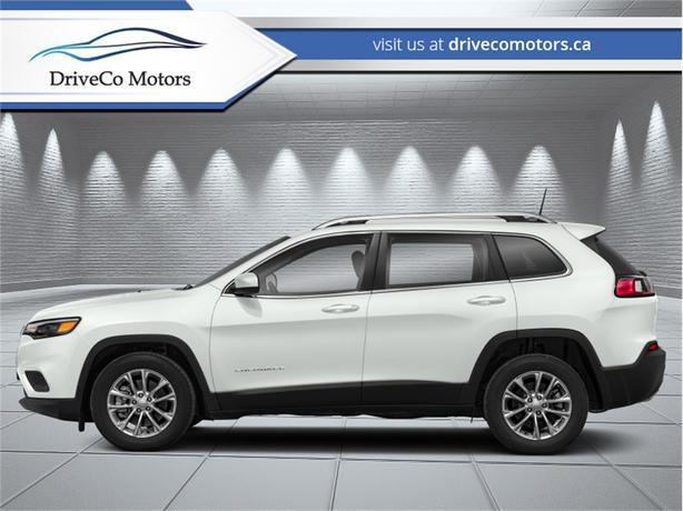 2019 Jeep Cherokee Limited  - Leather Seats -  Bluetooth
