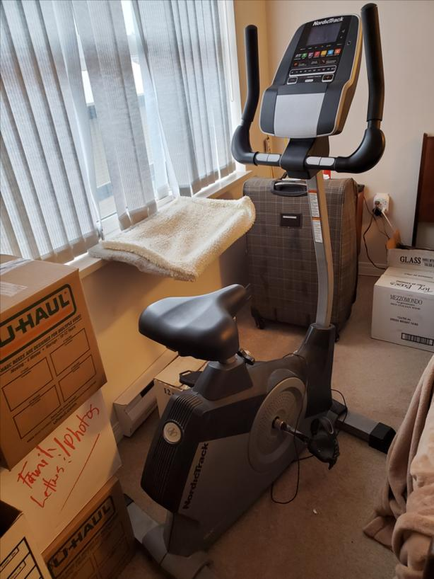 Nordic GX 2.5 Exercise Bike
