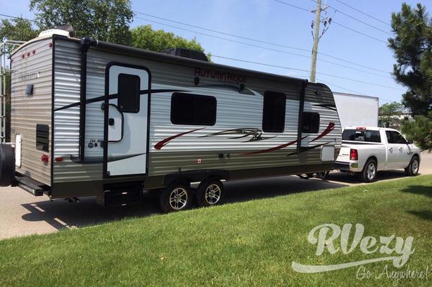 266RKS AUTUMN RIDGE (Rent  RVs, Motorhomes, Trailers & Camper vans)