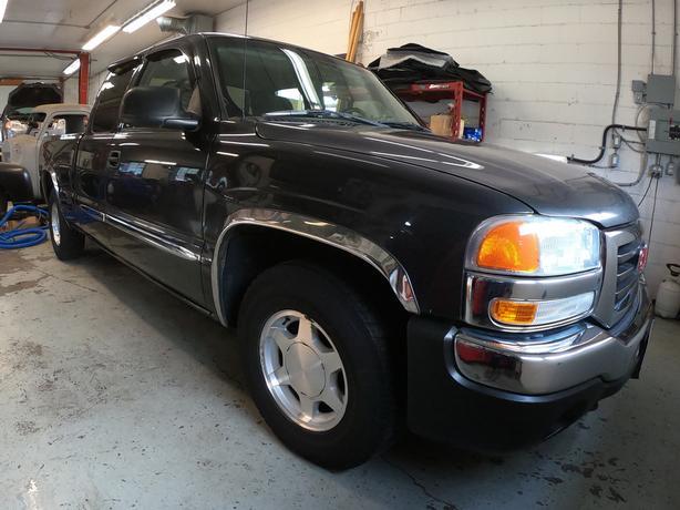 2004 GMC SIERRA QUAD CAB 1500 SLE 2WD