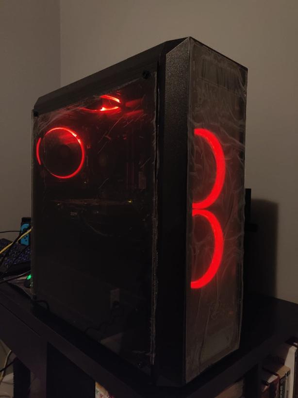 gaming/streaming pc (high performance) newly assembled
