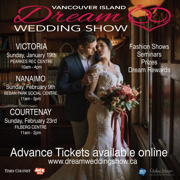 Victoria Dream Wedding Show
