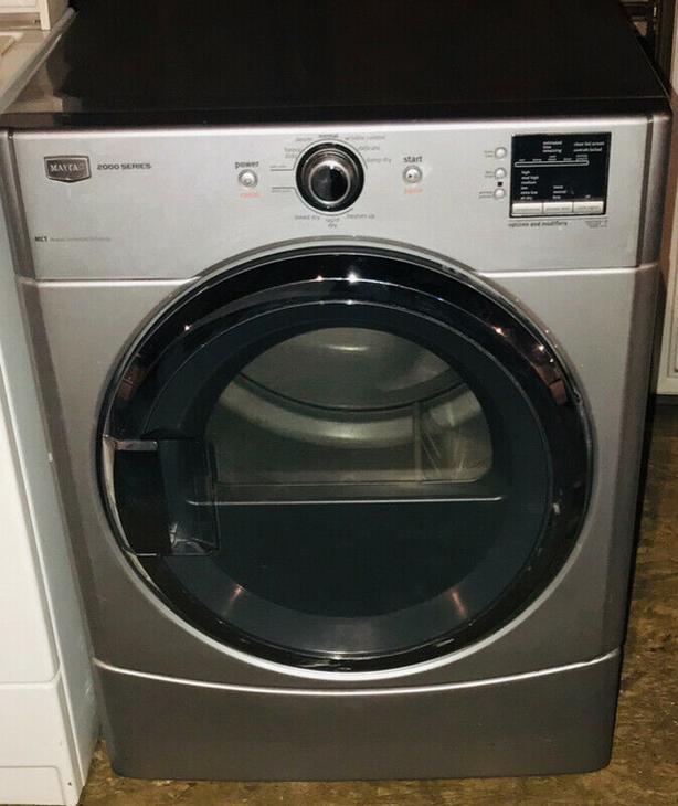 Maytag 2000 Series Super Dryer