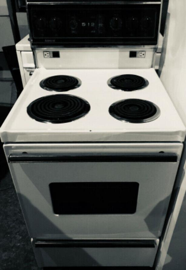 Compact Apartment Size STOVE