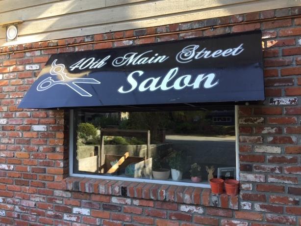 Hair dressing salon 40th main st. must go.