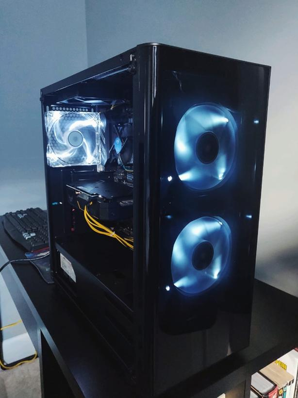 brand new gaming pc intel i5 + gtx 1660 super