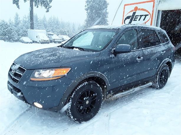 2008 Hyundai Santa Fe 3.3L V6 AWD Unit Selling at Auction!