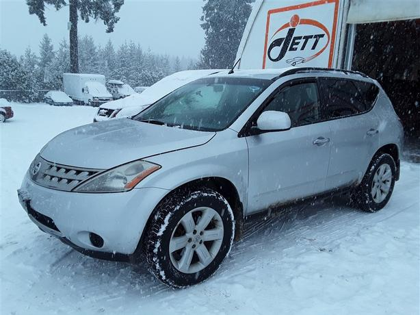 2007 Nissan Murano SL 3.5L V6 AWD Unit Selling at Auction!