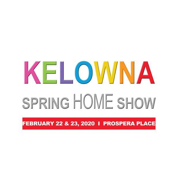 Kelowna Spring Home Show!