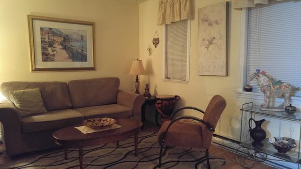 Cozy 1 Bedroom Suite in Chemainus