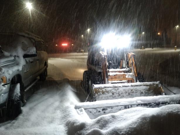 shawnigan Snow removal
