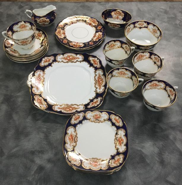 Royal Albert Heirloom china