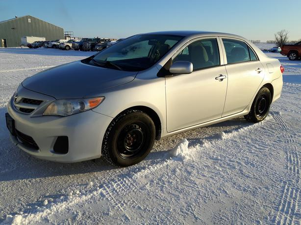 2013 Toyota Corolla CE ** AS IS ** WHOLESALE 9X025A
