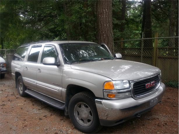 2004 Yukon XL