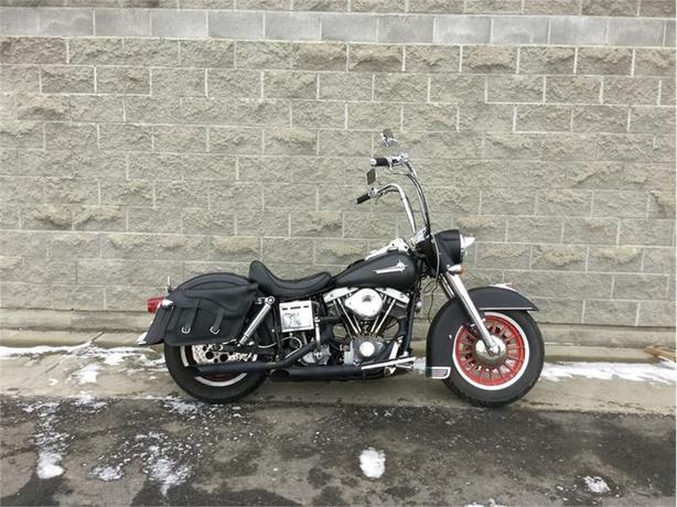 1974 Harley-Davidson® FLH