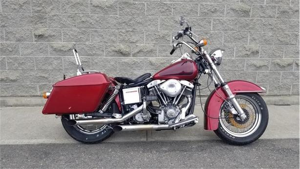 1979 Harley-Davidson® FLH