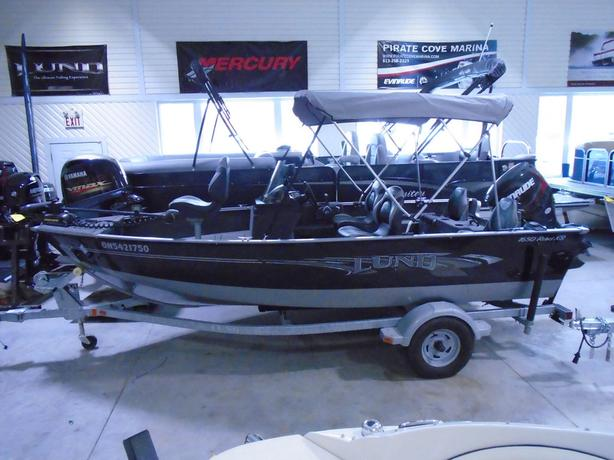 2017 Lund 1650 Rebel XS SS – For Sale – US609