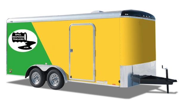 Environmental Protection & Spill Response Trailers