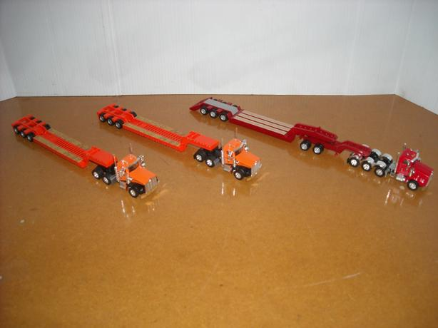 New HO 1:87 Tractor/Trailer