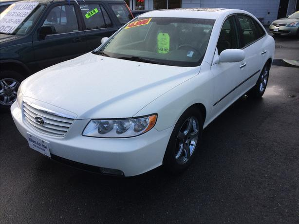 2006 Hyundai Azera Sedan Williams Auto Sales Colwood