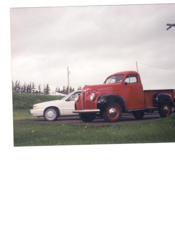 """47 Studebaker """" Pick Up Truck"""""""
