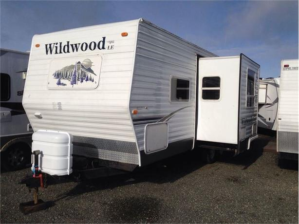 2007 Forest River Wildwood T24RBSLE