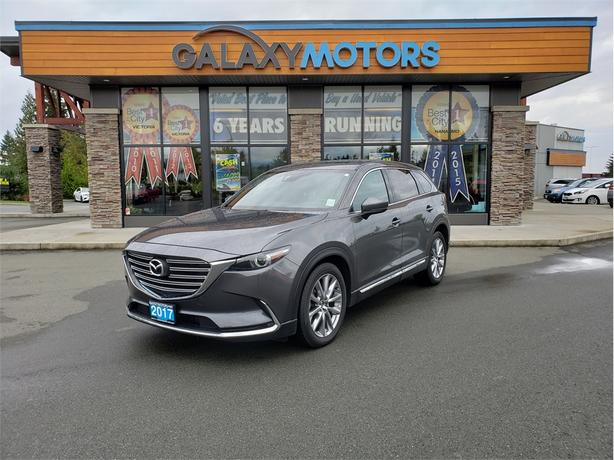 2017 Mazda CX-9 GT - AWD, Skyactiv, Navigation, 3rd Row Seating