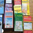 Travel & Cycling Books/Maps