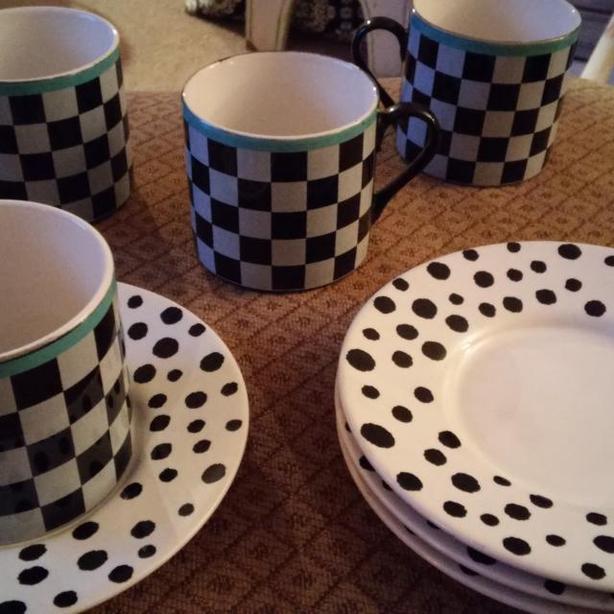 Tea Set - Made in Japan