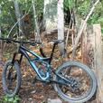 2015 Specialized Enduro (carbon frame and wheels)
