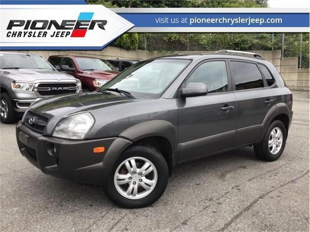 2006 Hyundai Tucson GL  -  - Air - Cruise