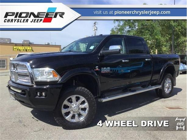 2014 Ram 3500 LONGHORN LIMITED  RARE TRUCK! -  LIFTED