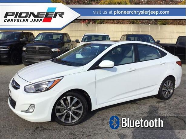 2017 Hyundai Accent SE Auto  - Sunroof -  Bluetooth
