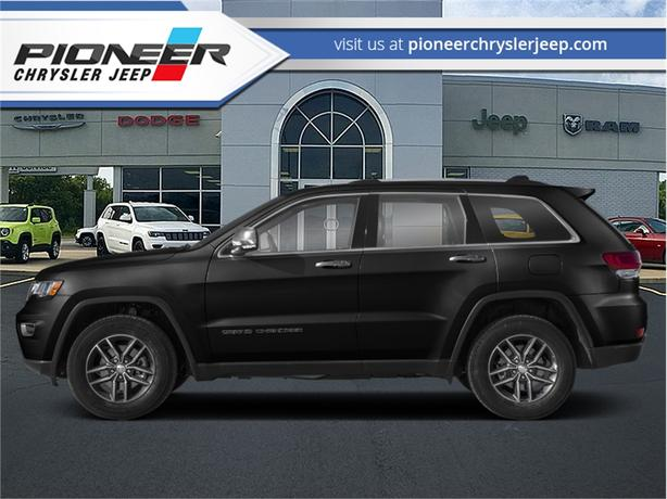 2019 Jeep Grand Cherokee Limited  - Leather Seats