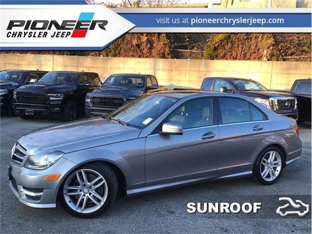 2014 Mercedes-Benz C-Class C300   -  AWD - Air