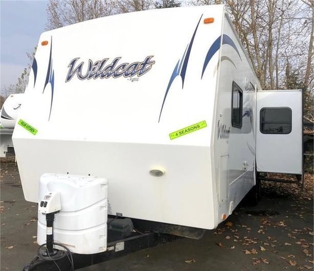 2011 Forest River Wildcat T28RKS