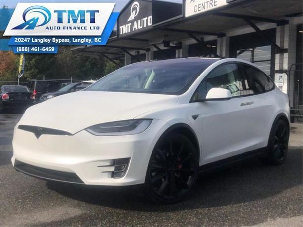 2016 Tesla MODEL X MODEL X  - Low Mileage