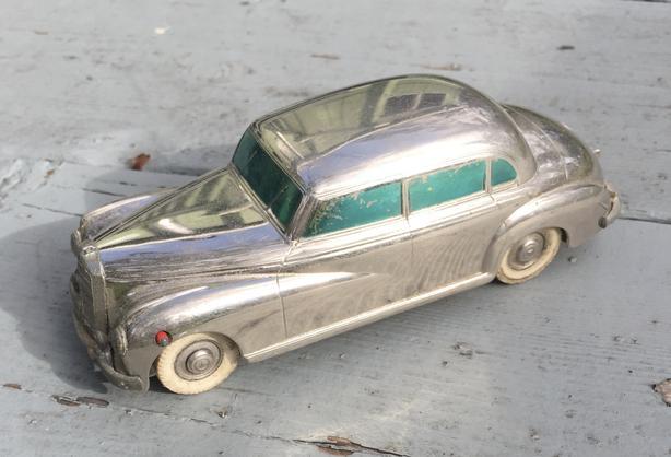 Toy Car - Kolner automodelle Mercedes-Benz-300