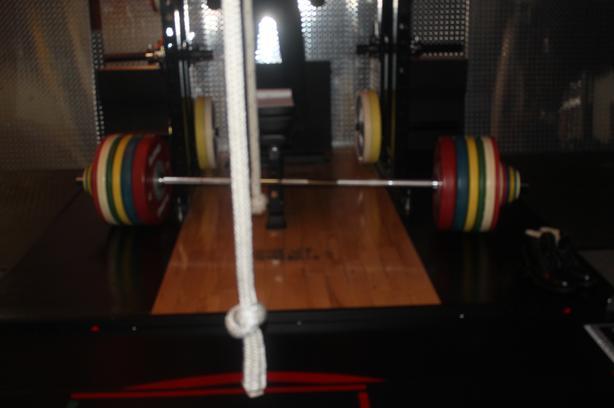 Eleiko Olympic Training Bar
