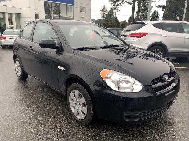 2010 Hyundai Accent L  Hatchback, AUX, Low Kms - $27.27 /Wk