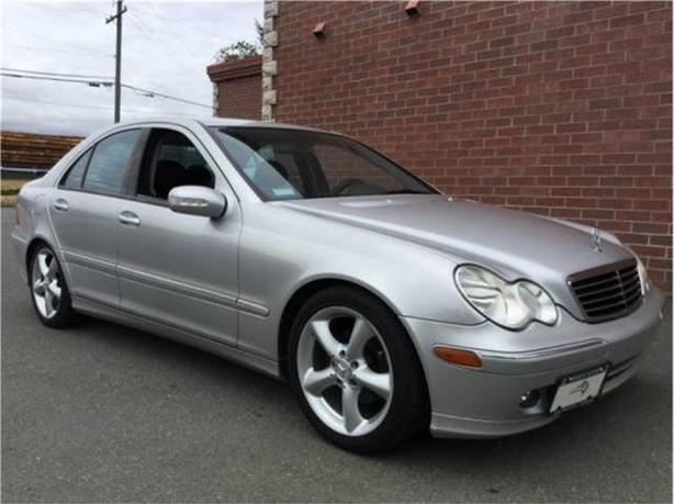 2003 Mercedes-Benz C230 Kompressor     Supercharged  6 speed