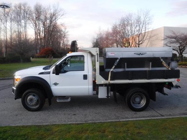 2011 Ford F-550 Regular Cab Dually Dump 4WD Diesel