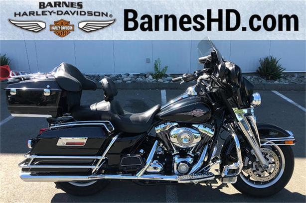 2008 Harley-Davidson® FLHT - Electra Glide® Standard