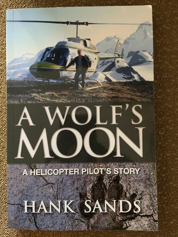 A Wolf's Moon A Helicopter Pilot's Story