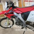 2006 Honda CRF250X (CANADA)