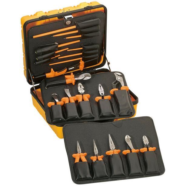 20 piece Klein Tools electrcians set