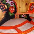 Russian Rocking Horse (USSR)